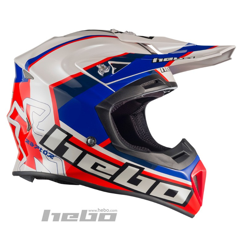 Enduro Mx Fibra Raptor