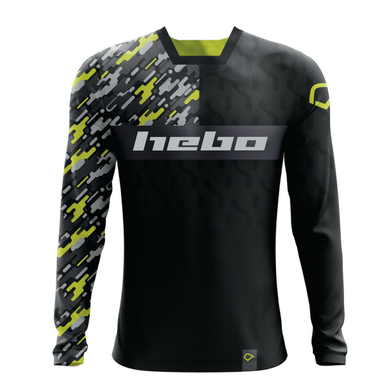 Maillot Trial Pro Kamu