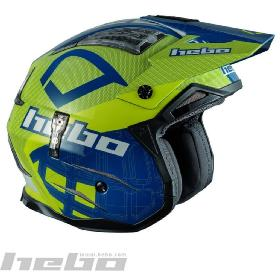 Casque Trial Patrick Zone 4