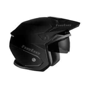 Casque Trial Casque Trial Zone 5 Monocolor Mat