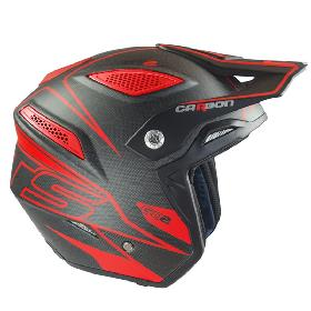 Casque Trial Go2 Carbon