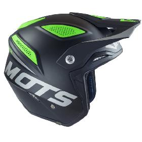 Casque Trial Go2