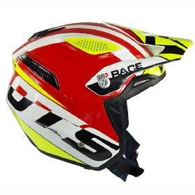 Casque Trial Go2 Race
